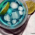Happy Hour - Blue Kamikaze