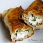 Börek - Turkse kaasrolletjes