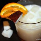 Orange Coconut Batida