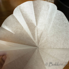 Keukentip: Bakpapier rondjes
